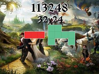 Puzzle polyominoes №113248