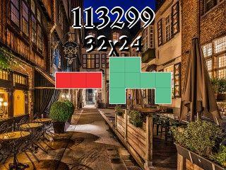 Puzzle polyominoes №113299