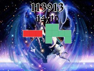 Puzzle polyominoes №113913