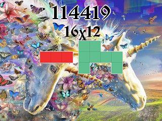 Puzzle polyominoes №114419