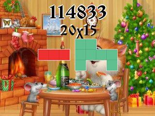 Puzzle polyominoes №114833