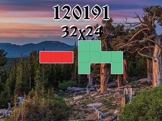 Puzzle polyominoes №120191