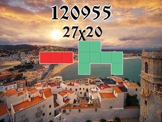 Puzzle polyominoes №120955