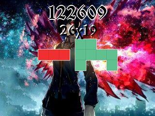 Puzzle polyominoes №122609