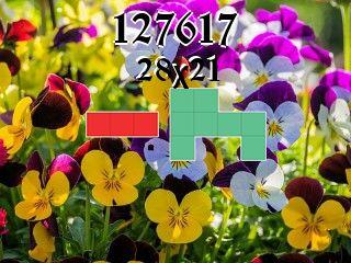 Puzzle polyominoes №127617