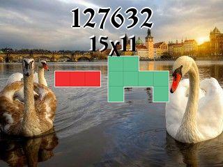 Puzzle polyominoes №127632