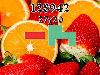 Puzzle polyominoes №128942