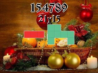 Puzzle polyominoes №154789