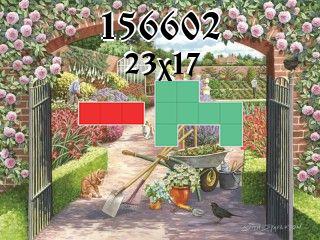 Puzzle polyominoes №156602