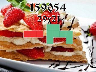 Puzzle polyominoes №159054