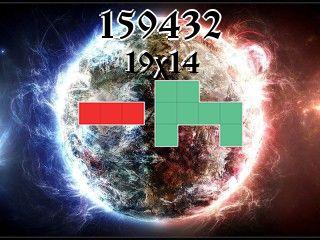 Puzzle polyominoes №159432