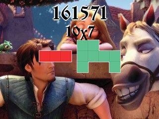 Puzzle polyominoes №161571