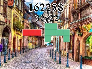 Puzzle polyominoes №162258