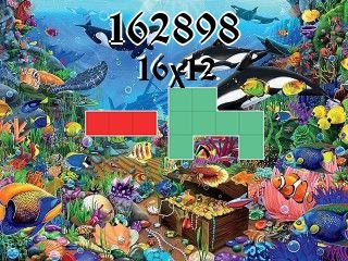 Puzzle polyominoes №162898