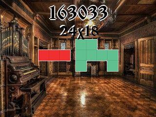 Puzzle polyominoes №163033