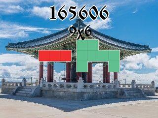 Puzzle polyominoes №165606