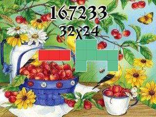 Puzzle polyominoes №167233