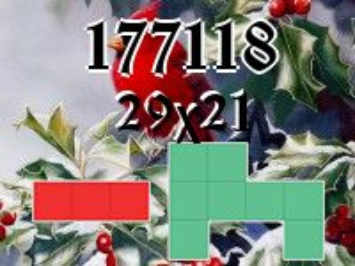 Puzzle polyominoes №177118