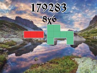 Puzzle polyominoes №179283