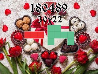 Puzzle polyominoes №180489