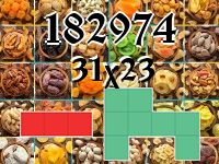 Puzzle polyominoes №182974