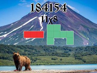 Puzzle polyominoes №184154