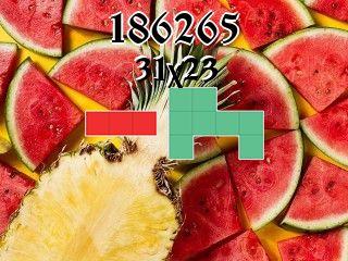 Puzzle polyominoes №186265