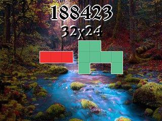 Puzzle polyominoes №188423