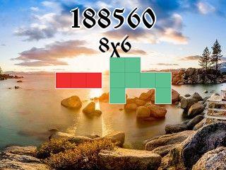 Puzzle polyominoes №188560