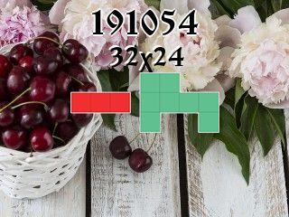 Puzzle polyominoes №191054