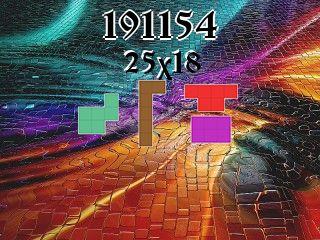 Puzzle polyominoes №191154