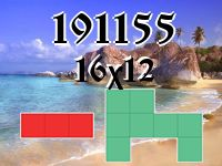 Puzzle polyominoes №191155