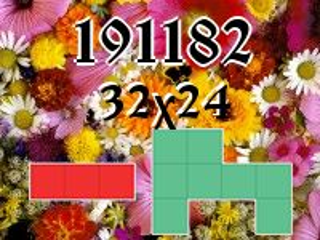 Puzzle polyominoes №191182