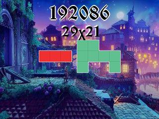 Puzzle polyominoes №192086