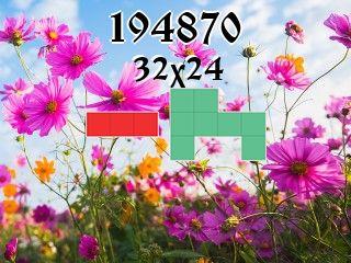 Puzzle polyominoes №194870