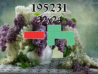 Puzzle polyominoes №195231