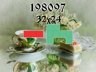 Puzzle polyominoes №198097