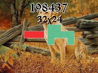 Puzzle polyominoes №198437