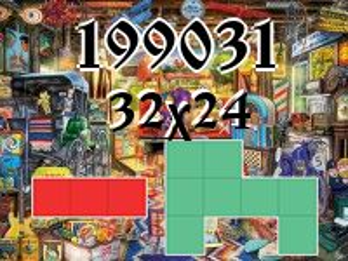 Puzzle polyominoes №199031