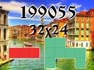 Puzzle polyominoes №199055