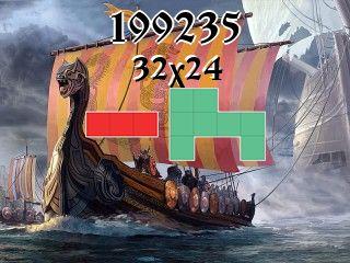 Puzzle polyominoes №199235