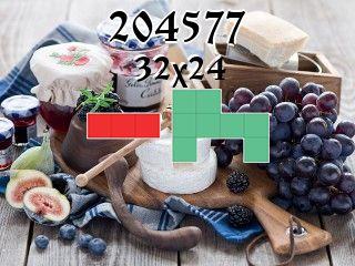 Puzzle polyominoes №204577