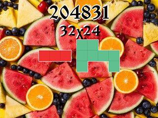 Puzzle polyominoes №204831