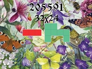 Puzzle polyominoes №205591