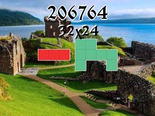 Puzzle polyominoes №206764