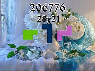 Puzzle polyominoes №206776