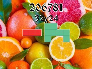 Puzzle polyominoes №206781