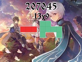 Puzzle polyominoes №207045