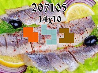 Puzzle polyominoes №207105