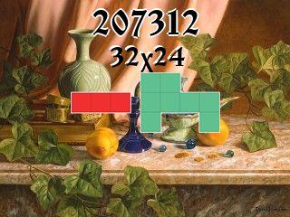 Puzzle polyominoes №207312